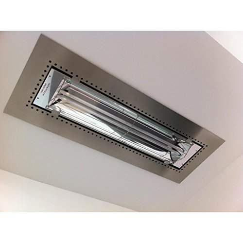 Infratech 18 2300 Accessory - Flush Mount Frame 39