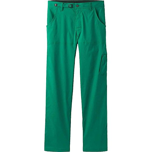 prAna M4ST34116 Men's Stretch Zion Inseam Pants, Spruce, Size 35