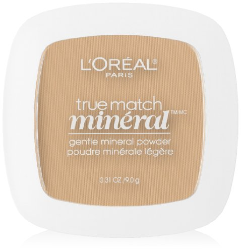 LOreal Paris Mineral Pressed Powder
