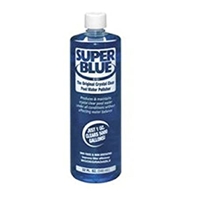 Robarb Super Blue Swimming Pool Clarifier