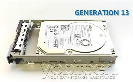 400-AJOS TNC Genuine 400-AJOS FW0MC 300GB 2.5 SFF 12Gbps 10K RPM SAS Cabled Ha 400-AJOS 300GB 10K RPM 25 SAS 12Gb//s Hard Drive