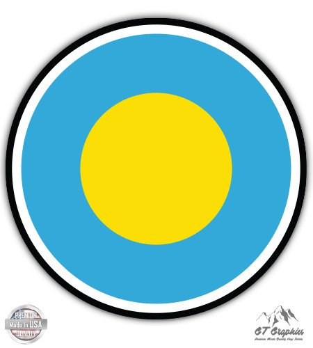 Palau Flag - 5