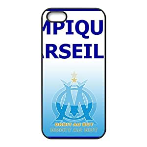 Happy Five major European Football League Hight Quality Protective Case for Iphone 5s