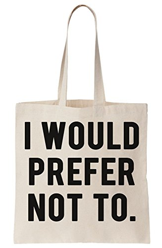 I To Not Prefer Canvas Would Bag Tote rtqrwF