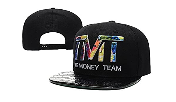 TMT Hip Hop moda equipo color Flex gorra Derribo: Amazon.es ...