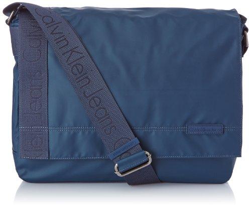 Calvin Klein Jeans Umhängetasche Urban Messenger Blau (Dress Blue) J5EJ500048