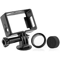 CamKix Montaje de Marco para GoPro – Compatible con GoPro Hero 4/3/3+ Camara - USB, HDMI, y SD Tragamonedas Totalmente Accesible – Ligera y Compacto para el Hogar y para Camara de Accion