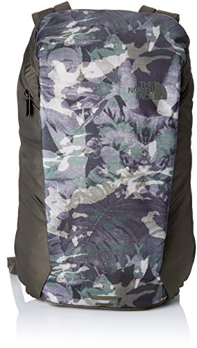 The North Face Kaban Green Camo/Taupe Unisex 15 Laptop Sleeve Size OS