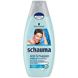 Schauma Shampoo Anti-Schuppen Classic 400ml (german Import)
