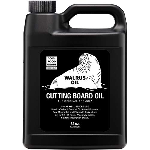 WALRUS OIL Cutting Butcher Food Safe product image