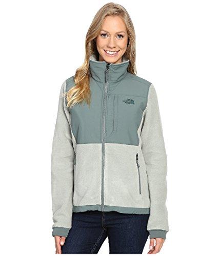 The North Face Green Denali Jacket - The North Face Denali 2 Jacket Womens Wrought Iron/Balsam Green Large