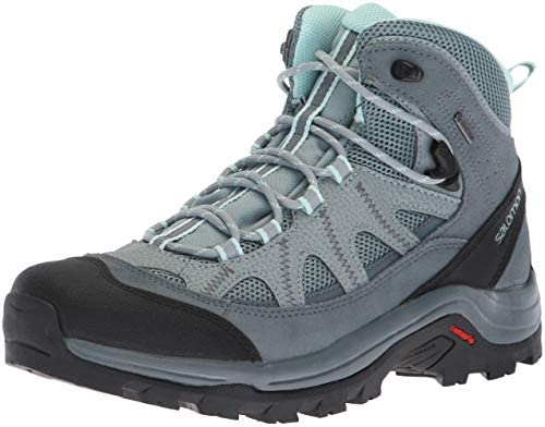 Salomon Women s Authentic Leather GORE-TEX Backpacking Boots