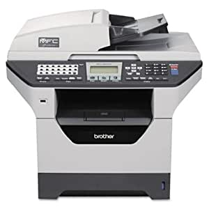 Brother MFC-8890DW High-Performance All-in-One Laser Printer