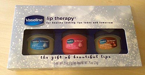 Vaseline Minis Gift Pack - 0.25oz Each by Unilever