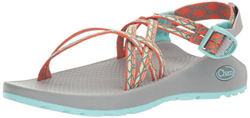 Chaco Women's ZX1 Classic Athletic Sandal, Paloma Tangerine, 11 M US (Sandals Women Wholesale Fashion)