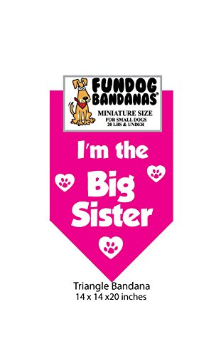 mini-bandana-im-the-big-sister-for-small-dogs-less-than-20-lbs-hot-pink