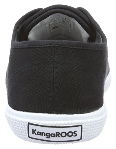 KangaROOS Pump Black Kangaroos Lace Ladies Size 38 Voyage xqrw4q6HR8