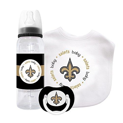NFL New Orleans Saints Baby Gift Set