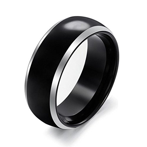 tungsten-carbide-mens-wedding-band-black-plated-inlaid-7-13