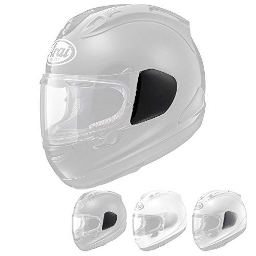 Arai Helmets 5433 Shield Cover for Corsair-X Helmets - Black Arai Helmets Replacement Shield Covers