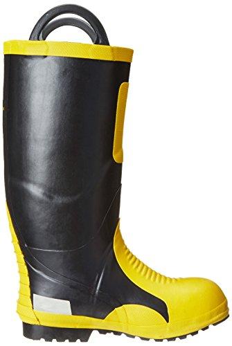 Viking Footwear Harvik Av Viking Brandman Vattentät Fr Boot Svart / Gul
