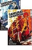 Samurai Champloo (Manga, Vol.1 & Vol.2)
