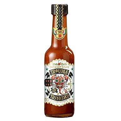 Mics Chilli Trouble Trinidad, Salsa picante - 155 ...