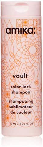 Shampoo & Conditioner: Amika Vault