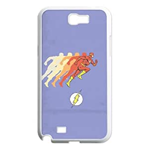 Samsung Galaxy N2 7100 Cell Phone Case White Speed Flash L5P6WU