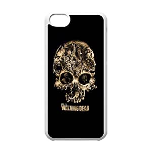 Popular TV Show The Walking Dead Productive Back Phone Case For Iphone 5c -Style-18
