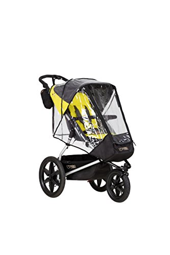 Mountain Buggy Terrain Premium Jogging Stroller, Graphite by Mountain Buggy (Image #12)