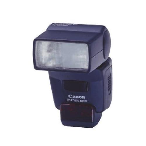 Canon Disc. Speedlite 420EX TTL-Shoe Mount Flash with Case - International Version (No Warranty)