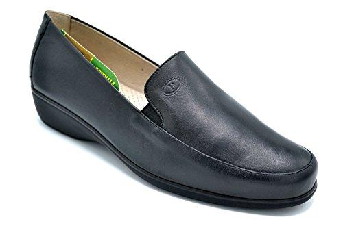 Pitillos 620 negro - Zapato de piel