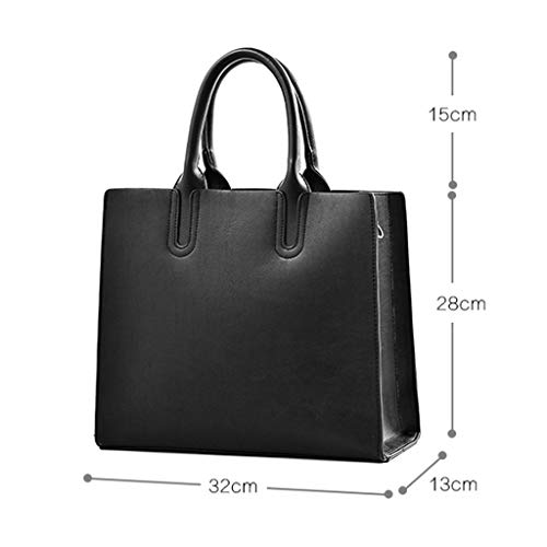 Bag Fashion Top Bags Leisure Bag Shoulder Bag High La Big Wallet Soft Crossbody Plata Red Capacity Woman Color XpwwB1