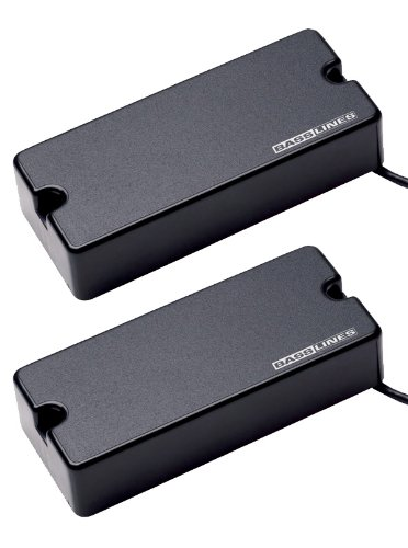 String Pickup Set - Seymour Duncan SSB5S Phase II Passive Soapbar 5 String Bass Pickup Set