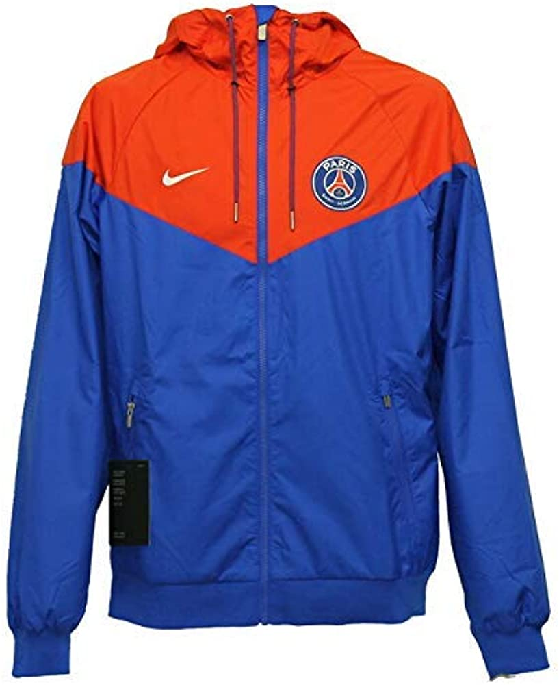 Nike PSG M NSW Wind Runner Woven Authentic Chaqueta, Todo el ...