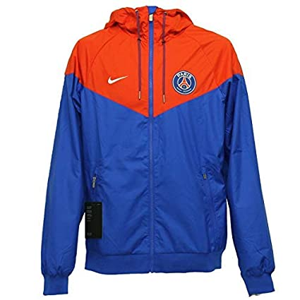 Nike PSG M NSW Wind Runner Woven Authentic Chaqueta, Todo el año, Hombre,