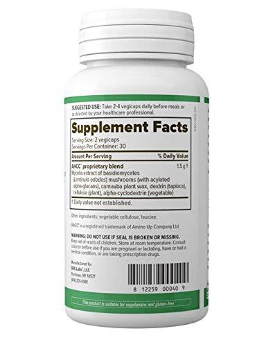 ImmunoKinoko 750 mg 60 vcaps