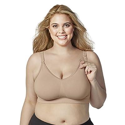 Bravado! Designs Women's Maternity Body Silk Seamless Nursing Bra