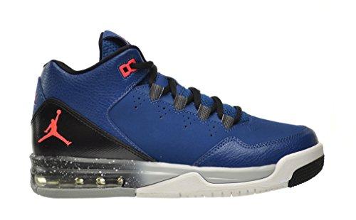Jordan Flight Origin 2 BG Big Kids Shoes French Blue/Infrared-Black-Wolf Grey 705160-420 (4.5 M US)