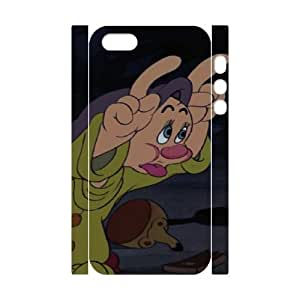 iphone5s Phone Case White Disney Snow White and the Seven Dwarfs Character Dopey ESTY7821367