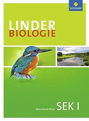 LINDER Biologie SI - Ausgabe für Rheinland-Pfalz: Schülerband 7 - 10