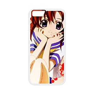 When They Cry iPhone 6 Plus 5.5 Inch Cell Phone Case White Muone