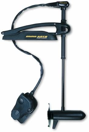 Amazon.com : Minn-Kota Maxxum 55 Bowmount Trolling Motor with Foot