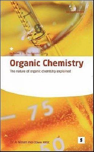Organic Chemistry: How Organic Chemistry Works (Studymates in Focus)