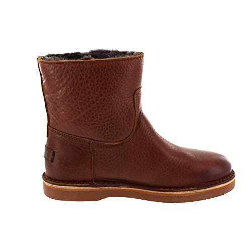 SHABBIES AMSTERDAM - Ankle Boot Low 181020024 - brown