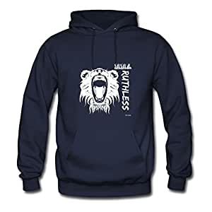 Best Randaltho Navy Informal Mma - Ruthless Sweatshirts X-large Women