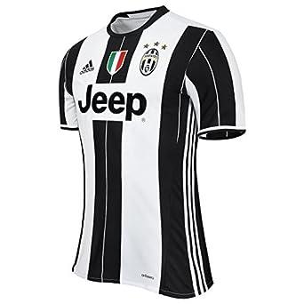 3a0eca9d3 adidas Juventus Authentic 16 17 Home White Black Jersey - Multi - XL ...
