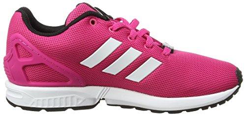 Adidas OriginalsZX Flux - Zapatillas Niños-Niñas Rosa - Pink (Eqt Pink S16/Ftwr White/Core Black)