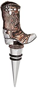 Epic Products Cowboy Boot Bottle Stopper, 5-Inch
